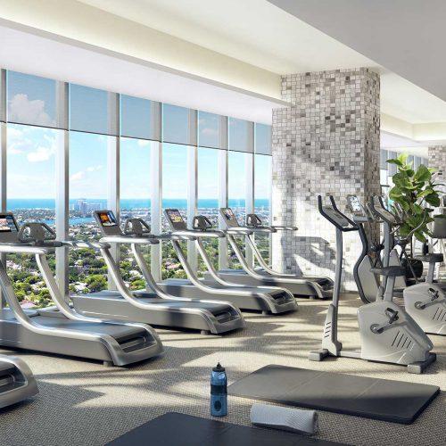 Icon Las Olas Gym
