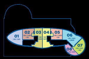 building key plan image