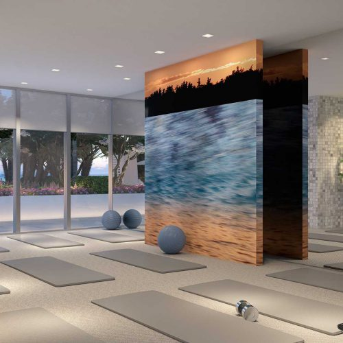 Icon Las Olas Pilates Room