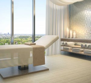 Icon Las Olas Spa Treatment Room